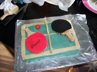 Tennis de table ou ping-pong 668269gateautabledeping
