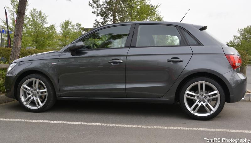 La Next TomRSMobile ! Audi A1 Sportback 122cv Sline Stronic Photos P11 - Page 8 668530DSC1472