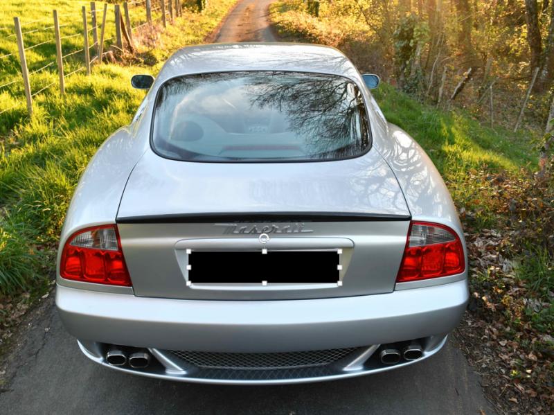 A vendre Maserati GranSport 668680annonce14