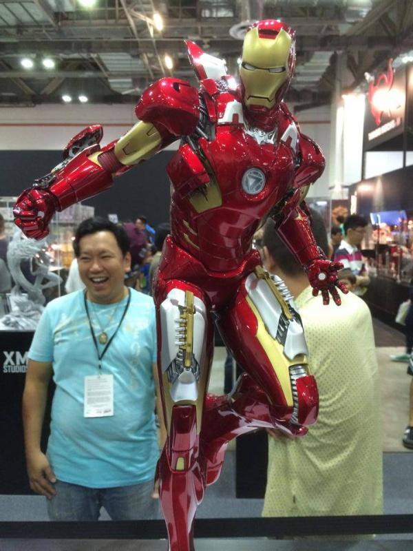 Premium Collectibles : Iron man MK VII - Page 2 66871519374968403813559807627561572273266365466n