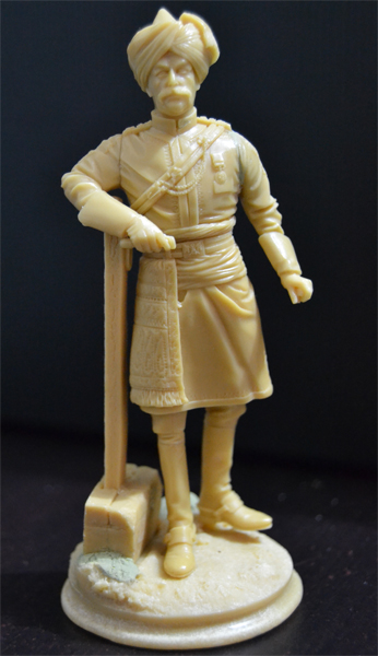 Lancier du bangal 1900 ( 120 mm ) 668898001