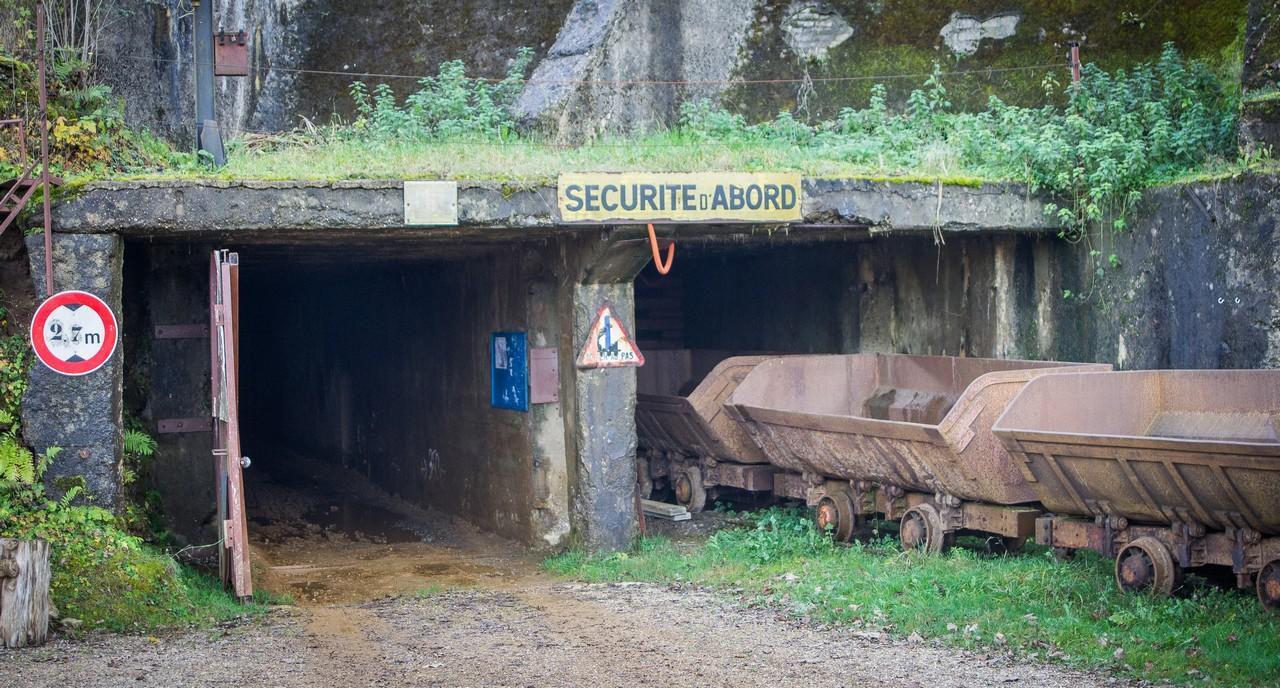 Mine de fer Hussigny Godbrange (54) 1/2 668959IMGP9062