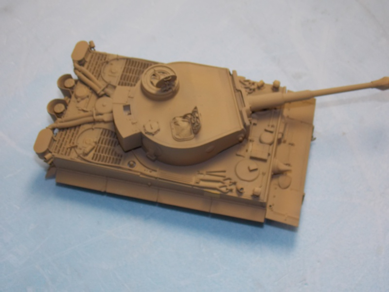 TIGRE S33  avant la bataille de Koursk juillet 43 (Dragon 1/35 dio DIODUMP) - Page 5 669440DSCN4661