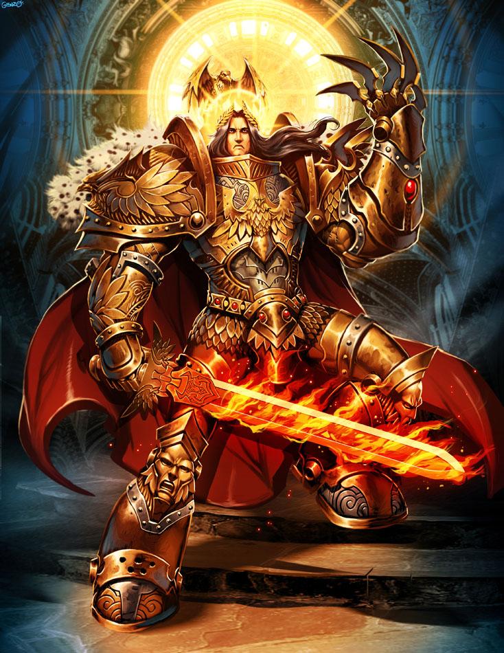 [W30K] L'Empereur de l'Humanité / The Emperor of Mankind 670026EmperorofMankindbygenzoman