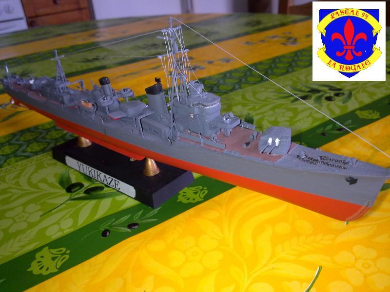 "Yukikaze ""opération Ten-Go 1945"" 670866010920111637L"
