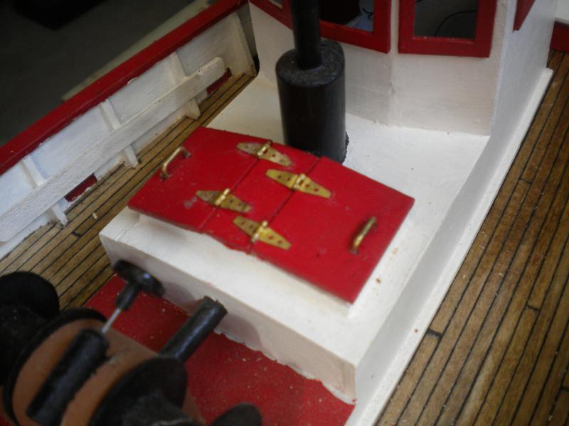 barque chalutiére au 1/20è d'après plans - Page 10 671942DSCN2688