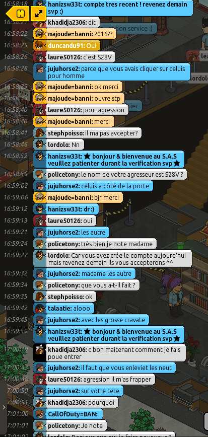 [P.N] Rapports d'actions RP de Policetony 67237295RP