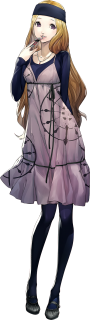 Persona 5 (PS3/PS4 - Anime) 673113ChihayaMifune