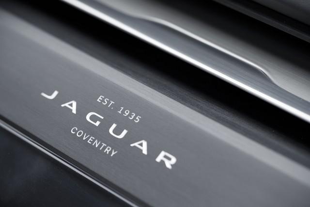 Le concept électrique Jaguar I-Pace dans les rues de Londres  675290ipacelondon075