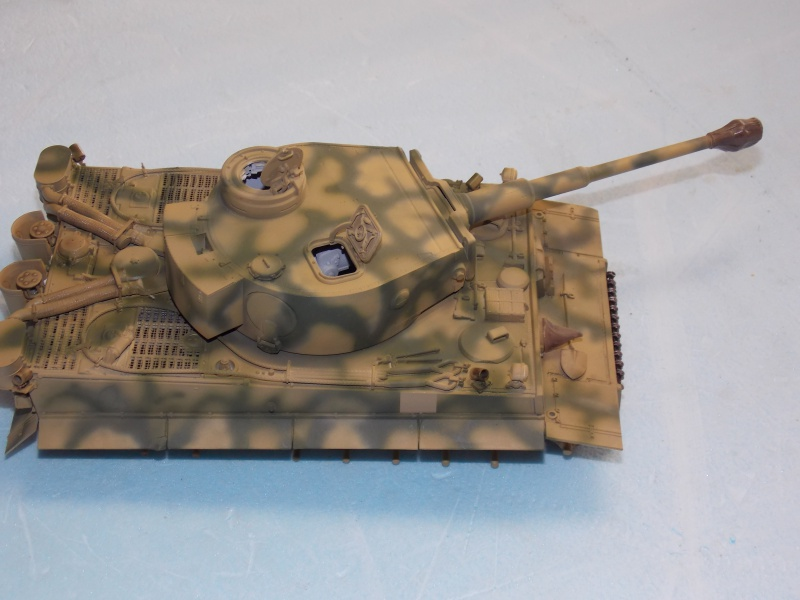 TIGRE S33  avant la bataille de Koursk juillet 43 (Dragon 1/35 dio DIODUMP) - Page 5 675779DSCN4665