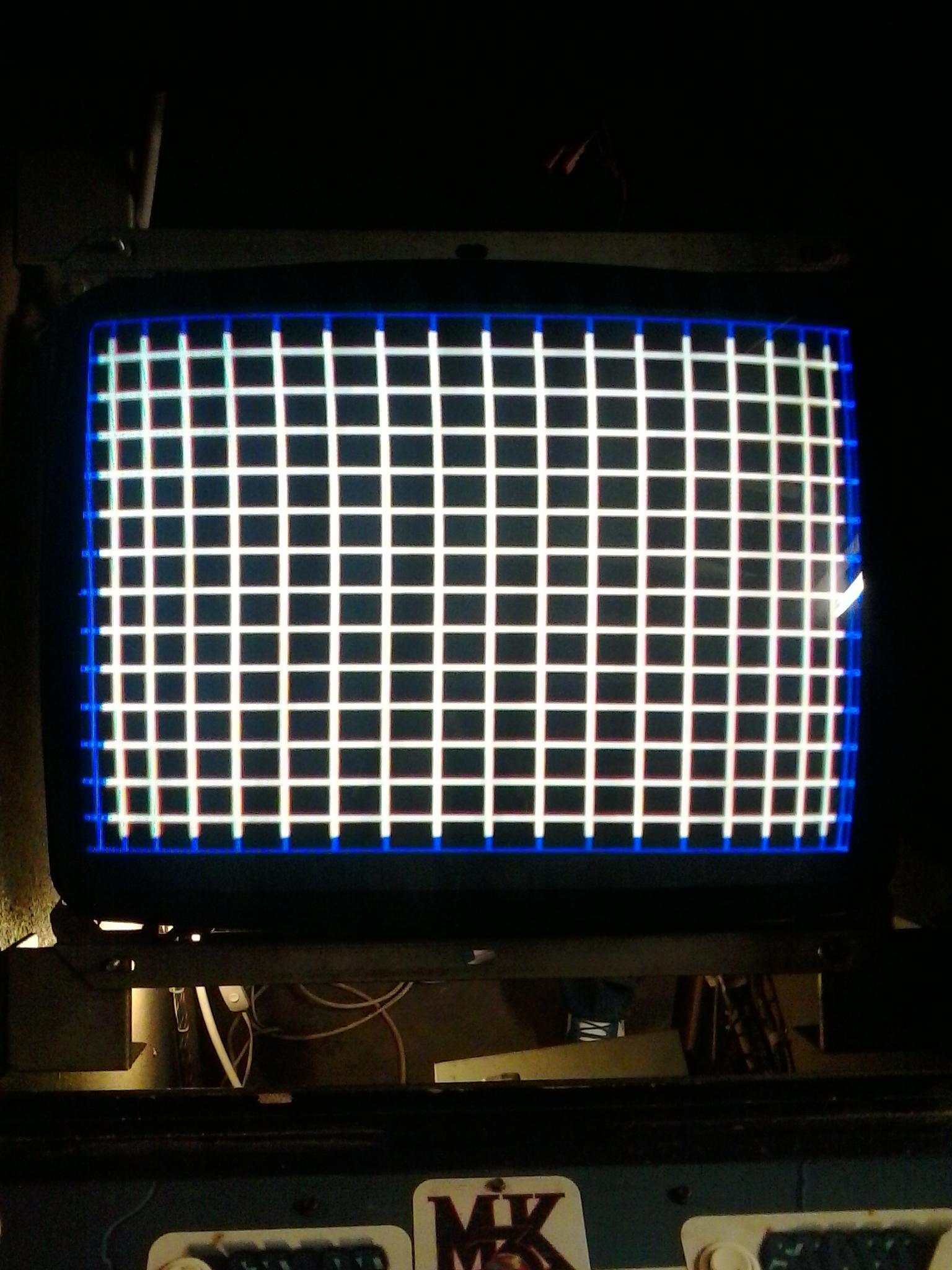 Borne dédiée MK3 Ultimate: problème d'écran 676212ecranmk3