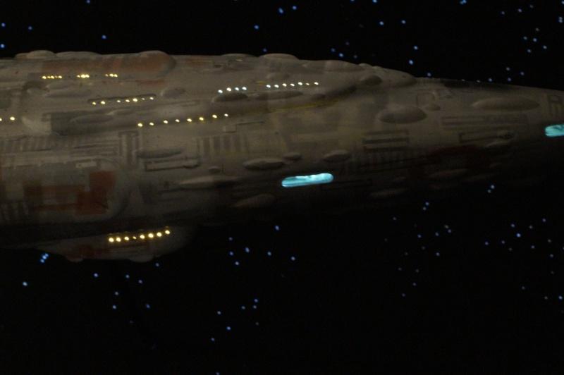STAR WARS : Diorama Flotte rebelle - Page 6 676864DSC01281
