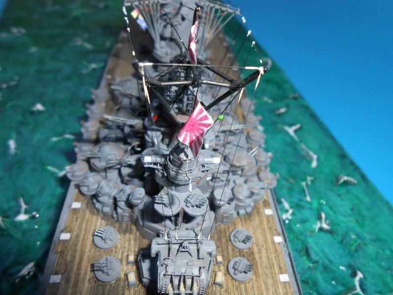 Yamato 1/700 Version 5 Avril 1945 677648DSCN6399