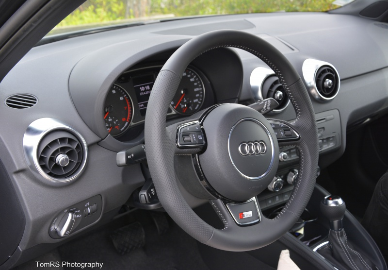 La Next TomRSMobile ! Audi A1 Sportback 122cv Sline Stronic Photos P11 - Page 8 681335DSC1473