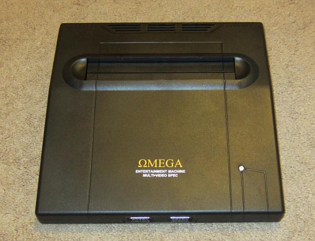 The Omega Entertainment Machine 683189omegacomplete