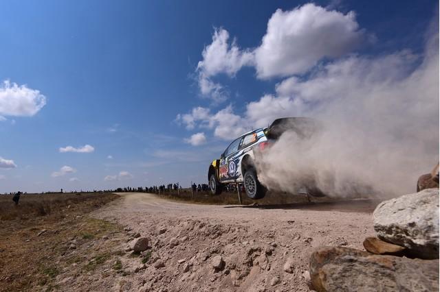 Performance maximale requise : Volkswagen peut écrire un nouveau chapitre de son histoire au Rallye du Mexique  683593md0320160226vwmswrc201603mexikovorschau2