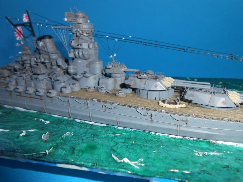 Yamato 1/700 Version 5 Avril 1945 684937DSCN6377