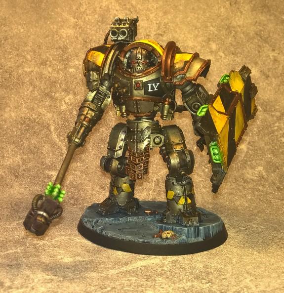 Armée Iron Warriors - Possédés !!! 685477Cercledefer11