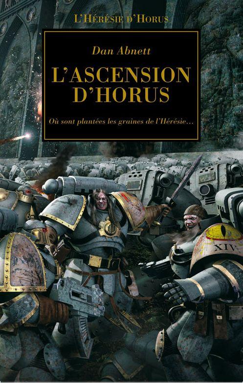 Les romans de l'Hérésie d'Horus à la BI 685605heresie1