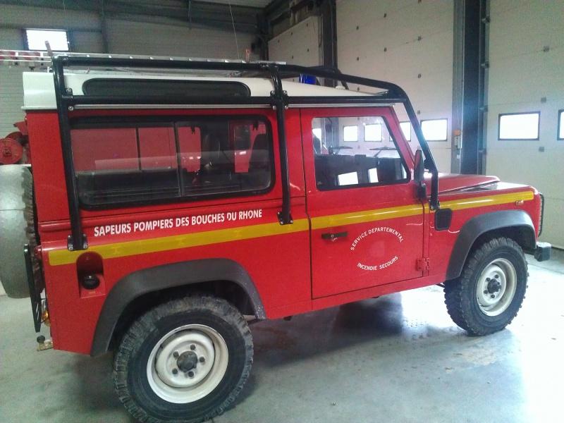 Defender 90 VLTT 'sapeurs pompiers des bouches du rhone - Page 5 685760181