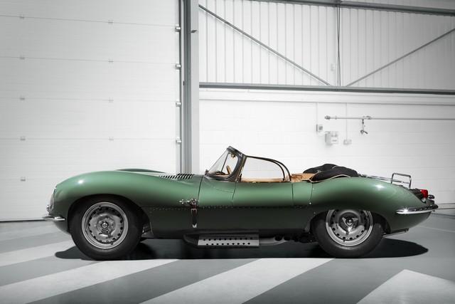La « Nouvelle Jaguar XKSS D'origine » Dévoilée À Los Angeles  686182jagxkssprofileimage16111603