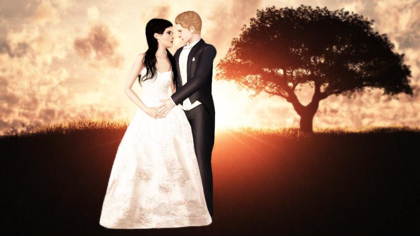 Un mariage presque parfait - Etape modeling 687361Prsentation