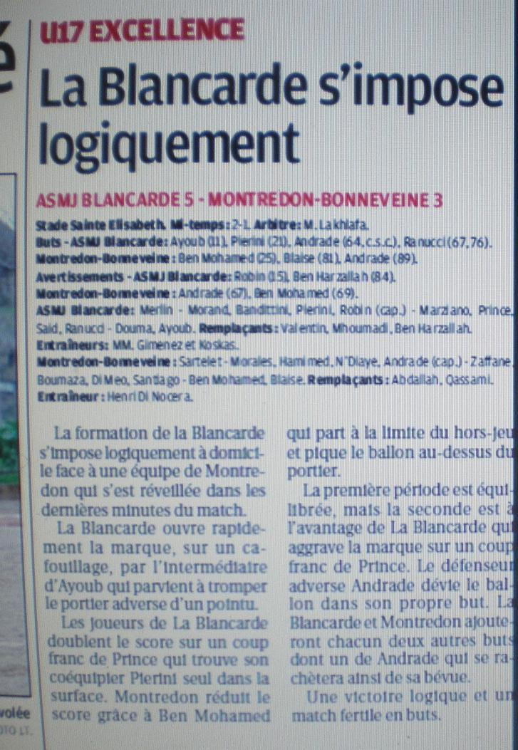 SC MONTREDON-BONNEVEINE - Page 2 687626IMGP4808