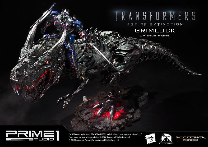 Statues des Films Transformers (articulé, non transformable) ― Par Prime1Studio, M3 Studio, Concept Zone, Super Fans Group, Soap Studio, Soldier Story Toys, etc - Page 2 687713Prime1StudioMMTFM05GrimlockOptimusPrimeStatue301410887635