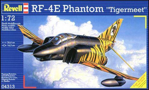 RF 4 E PHANTOM     revell 72° 688374Capturerf4e