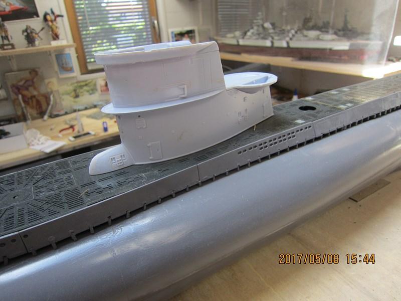 U-boat U 96 1/48 688876IMG4616Copier