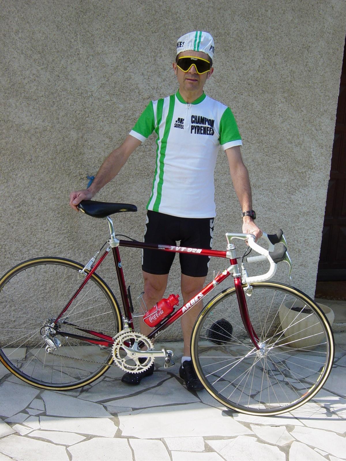 Vélo de course LOOK 1986/87 689192CHAMPIONMP88