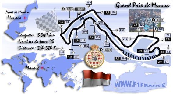 F1 Grand Prix de Monaco 2018 (éssais libres -1 -2 - 3 - Qualifications)  689220circuitmonaco