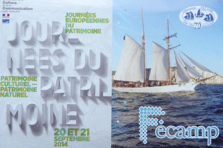 [Vie des ports] FÉCAMP - Page 6 689570journedupatrimoine