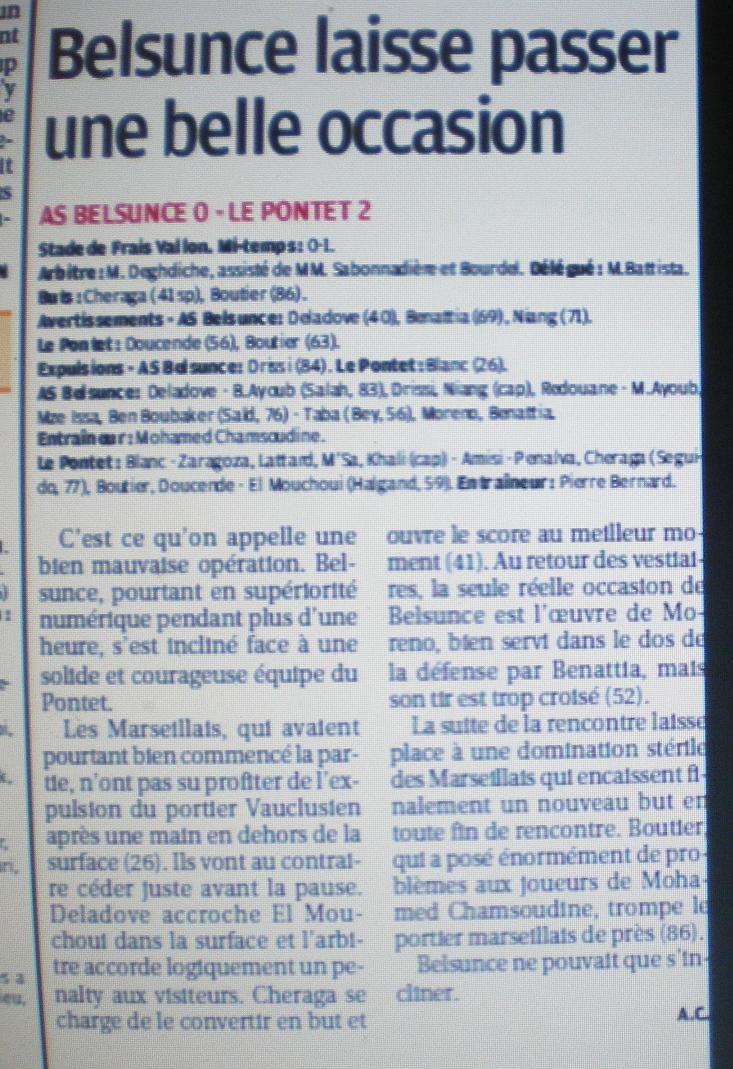 LE PONTET JEUNES RESERVES   US PONTET B / DH MEDITERRANEE  690393IMGP3786