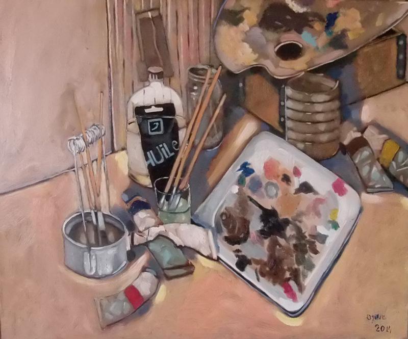 un de mes tableaux - Page 3 690466P6080001