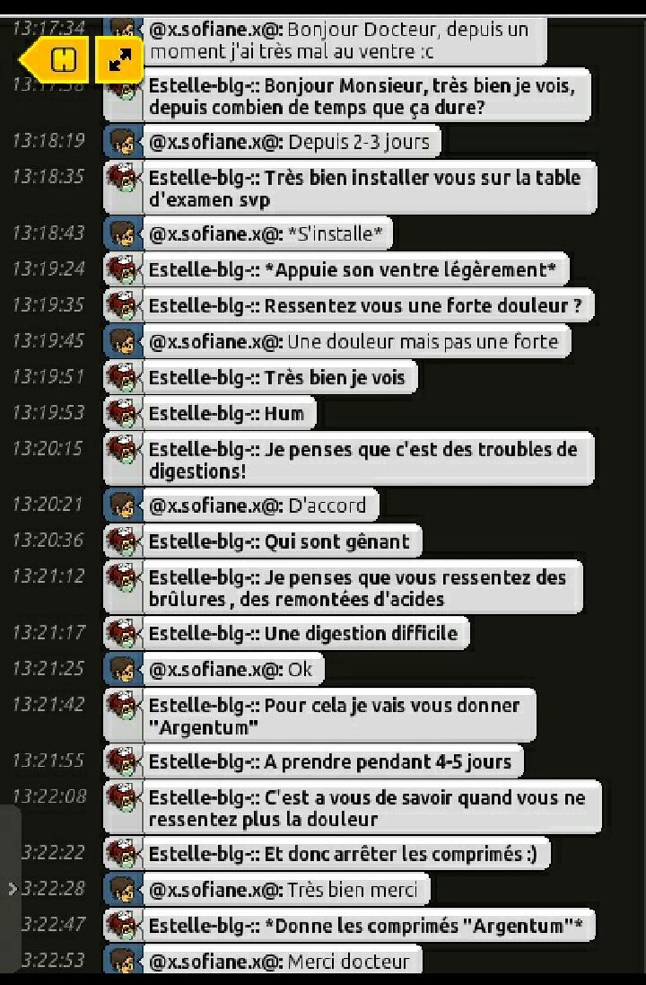 [C.H.U.] Rapport d'action RP de Estelle-blg-: - Infirmière 691050IMG20160827134826