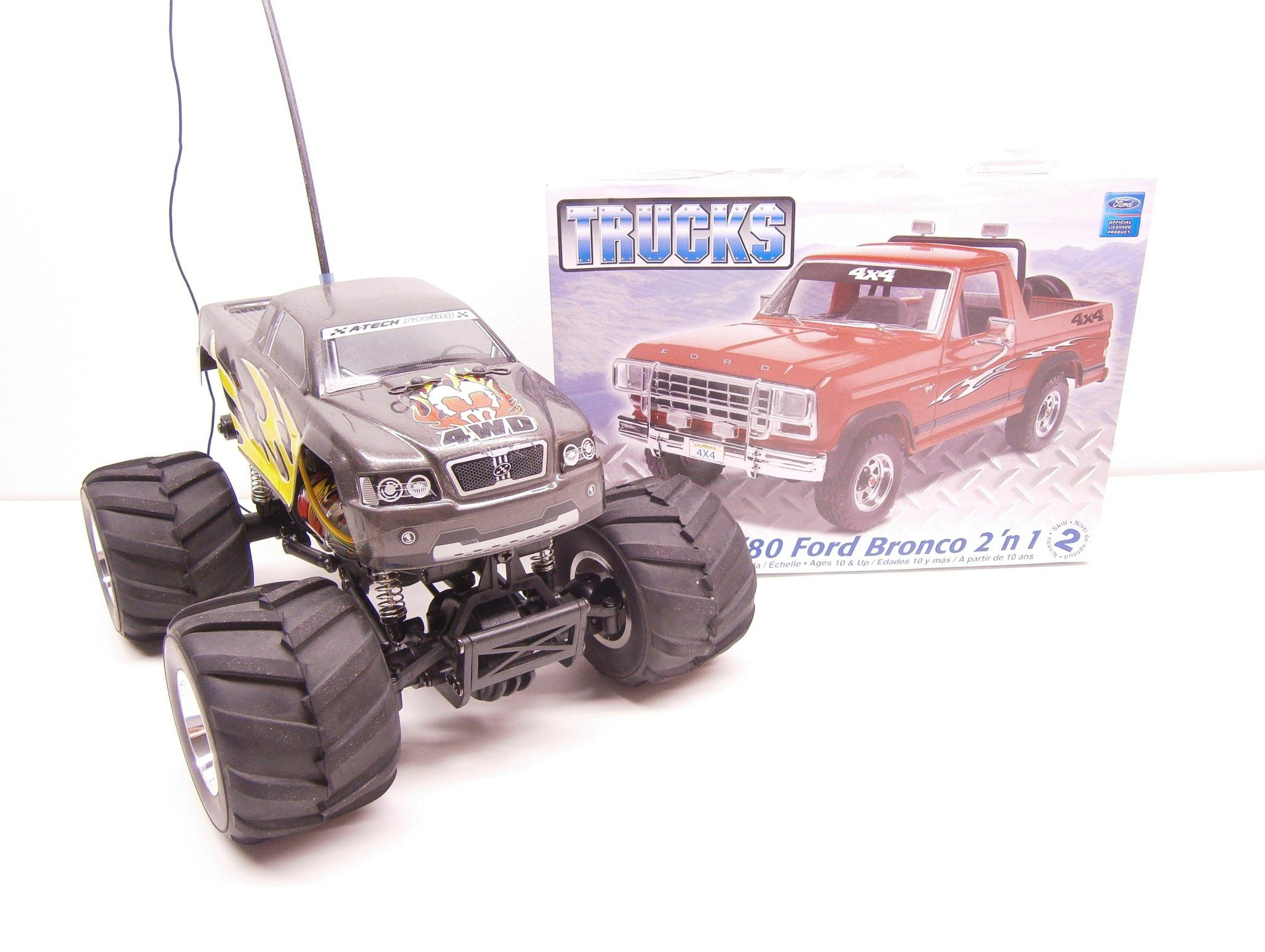 Review A-Tech Leo-X aka Mini Giant aka Trinity Clash aka Mini Bison 2 aka (d'autres noms peut-être) 691435055