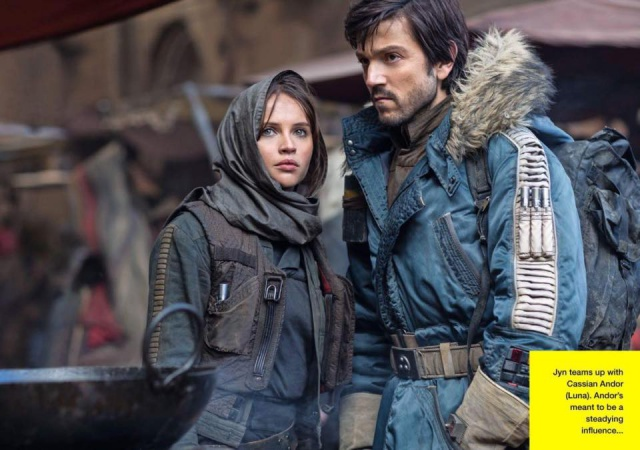 Rogue One : A Star Wars Story [Lucasfilm - 2016] - Page 6 693468w345