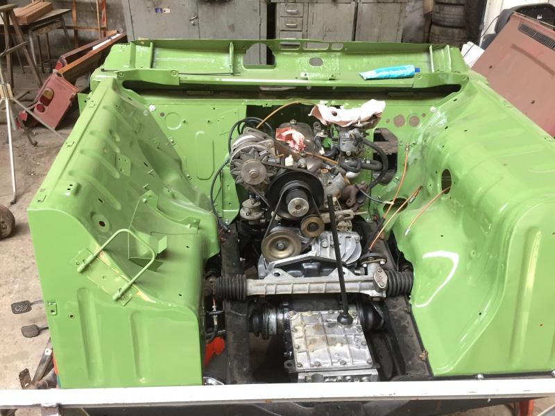Ma restauration Renault Rodéo 6 695154IMG2563