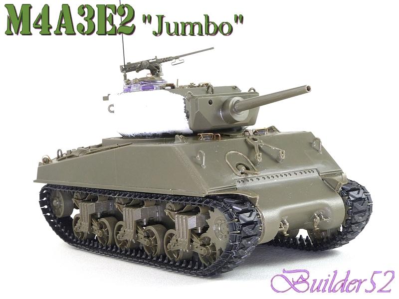 SHERMAN M4A3E2 JUMBO - TASCA 1/35 - Page 2 695778P1050237