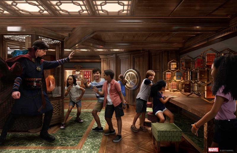 [Disney Cruise Line] Disney Fantasy (2012) - Page 6 696231DisneyFantasyDryDock2017MarvelSuperHeroAcademy