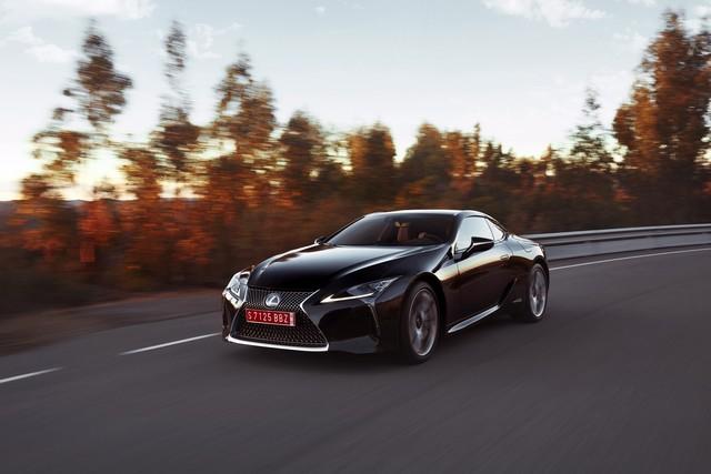 Lexus Dévoile Les Tarifs Du Nouveau Coupé LC 6964832016lexuslc500hdynamic29