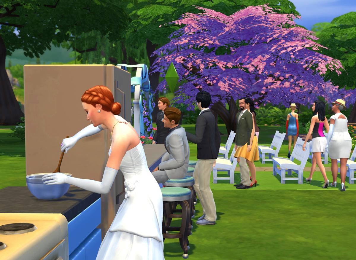 [Sims 4] Un souvenir de vos premiers instants de jeu - Page 2 6976641411