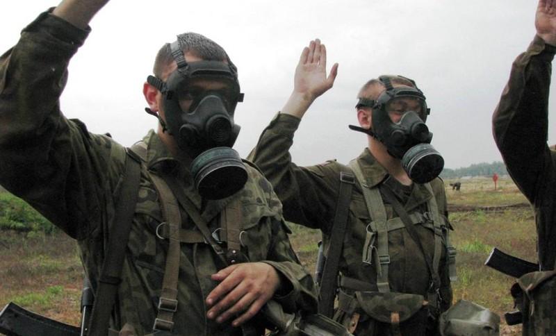 Some Pics of my polish infantry webbing  698007poland45