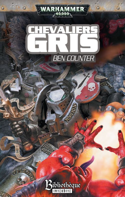 Récits complets Warhammer 40K 698044chevaliers