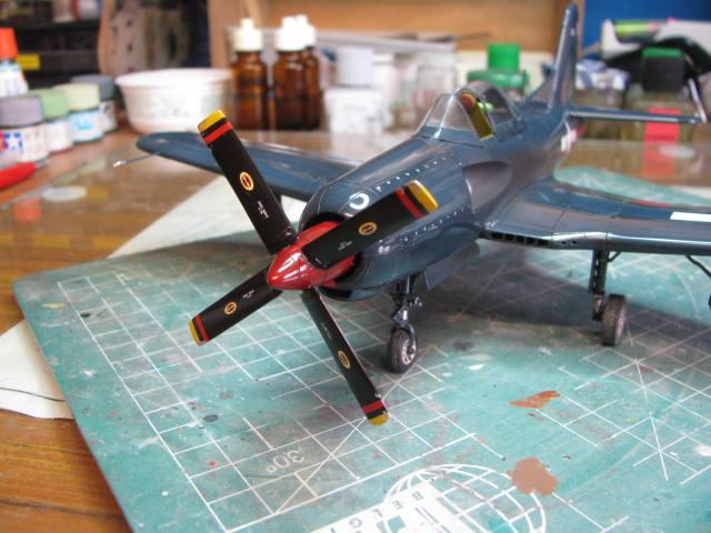 Ryan XF2R-1 Dark Shark Czech Model 1/48.....Terminé! - Page 4 698770IMG1334