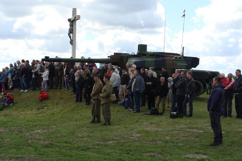 Berry-au-Bac, commémoration officielle du centenaire du premier combat de blindés français 699240DSC06901