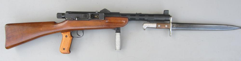 LMG Pistole 41/44 WK II 699365vdx4q931