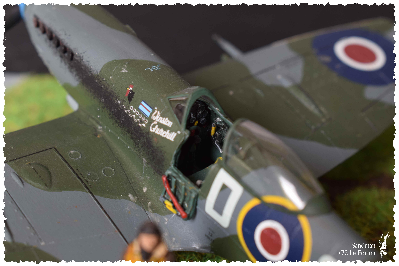 [Heller] Spitfire Mk. XVI 701030SpitfireMk1621