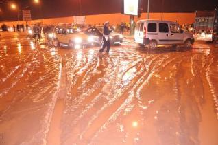 أمطار طوفانية «تضرب» مراكش وتعيد شبح فاجعة «أوريكا» 7020121301137810277900307